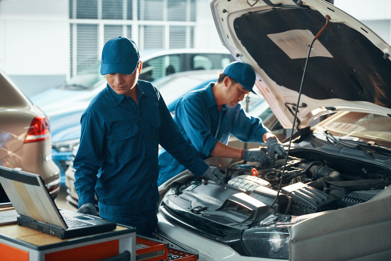 Automotive homologation services