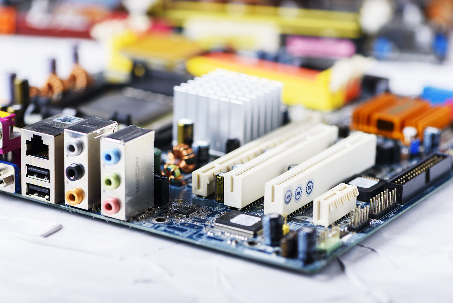 Electrical and electronic products