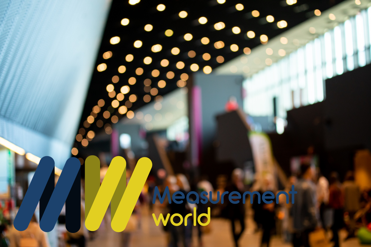 Meet our experts at Measurement World Lyon, from 06 to 09 September 2021.